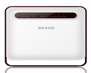 NR 321– 4G CPE Router