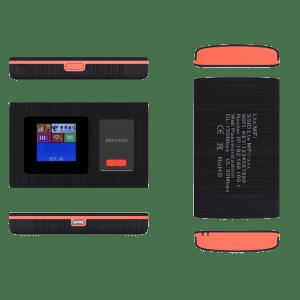 NR 303 – 4G Mi-Fi Router
