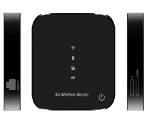 Mi-Fi Router with Power Bank