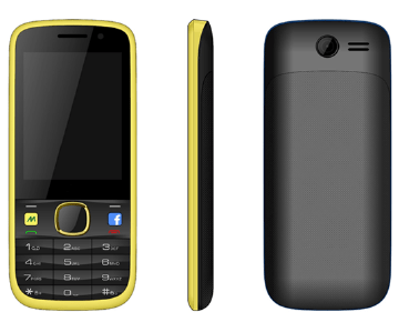 2.8 Inch Bar Phone with Wi-Fi (3G) - NR620